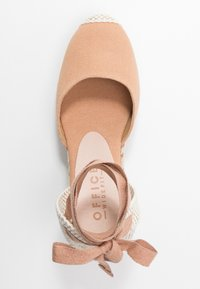 Office Wide Fit - MARMALADE WIDE FIT - High heeled sandals - nude/rose gold - 3