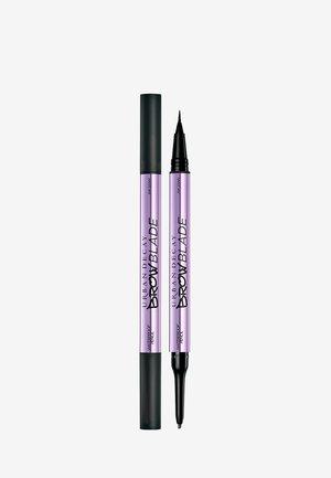 BROW BLADE - Eyebrow pencil - blackout