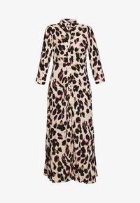 YAS - YASLIRO  - Shirt dress - mellow rose - 4