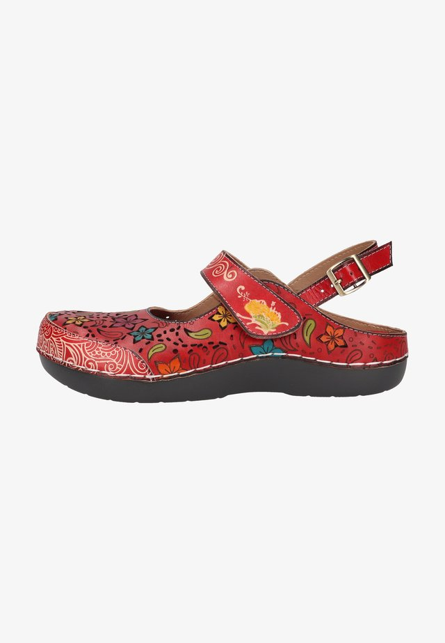 Clogs - rot