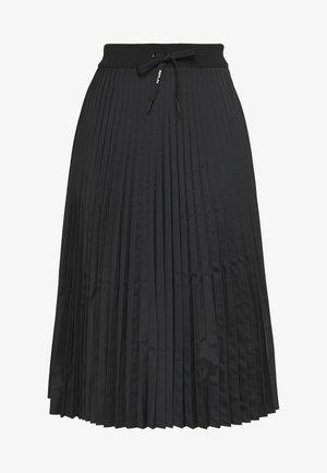 SKIRTS - A-line skirt - charcoal
