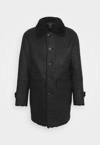 Coach - REVERSIBLE COAT - Winter coat - black - 0