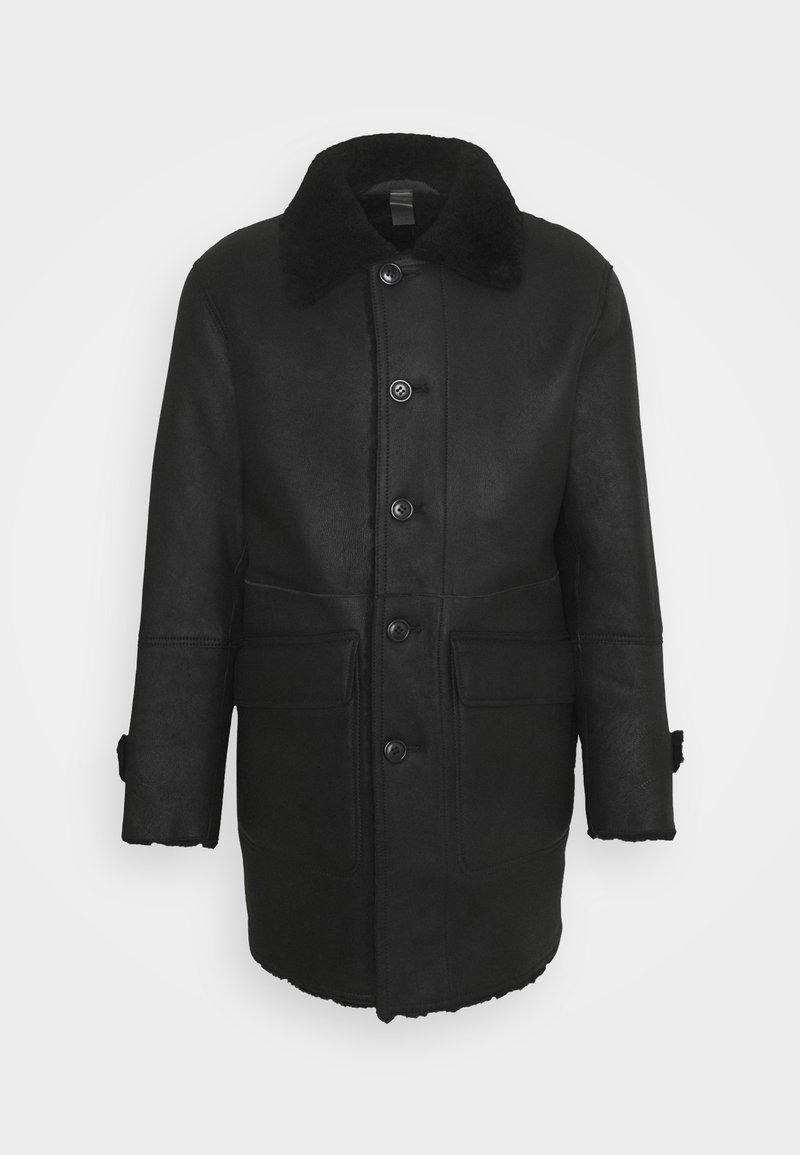 Coach - REVERSIBLE COAT - Winter coat - black