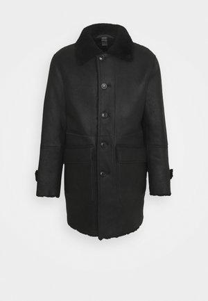 REVERSIBLE COAT - Winter coat - black