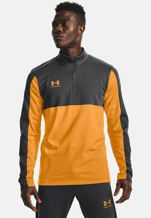 CHALLENGER MIDLAYER - Long sleeved top - yellow