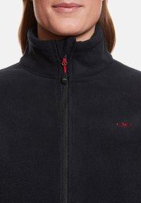 Jeff Green - ANNE - Fleece jacket - black - 2