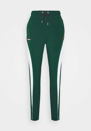 FRAGONS - Tracksuit bottoms - teal