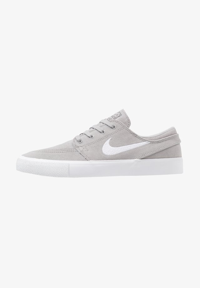 ZOOM JANOSKI - Sneaker low - atmosphere grey/white/dark grey/light brown/photo blue/hyper pink