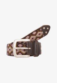 Smitten - Belt - brown - 0