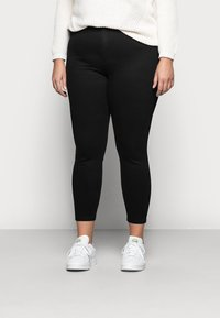 Cotton On Curve - ADRIANA - Jeans Skinny Fit - black - 0