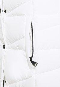 comma - Down coat - off-white - 3