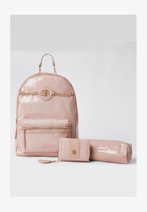 SET - Juego de mochilas escolares - pink