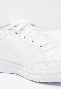 adidas Performance - ALTASPORT - Chaussures d'entraînement et de fitness - white/clear grey - 5