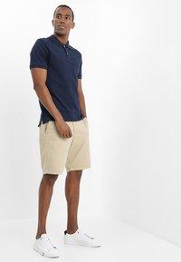 GAP - BASIC - Polo shirt - tapestry navy - 1