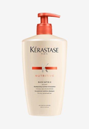 NUTRITIVE BAIN SATIN 2 - Shampoo - -