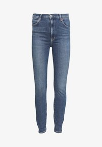 Citizens of Humanity - CHRISSY HIGH RISE - Jeans Skinny Fit - dark-blue denim - 5