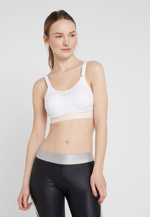 TRIACTION CONTROL - Sports bra - white
