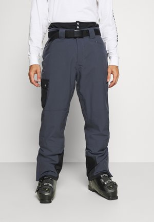 ABSOLUTE II PANT - Täckbyxor - dark grey