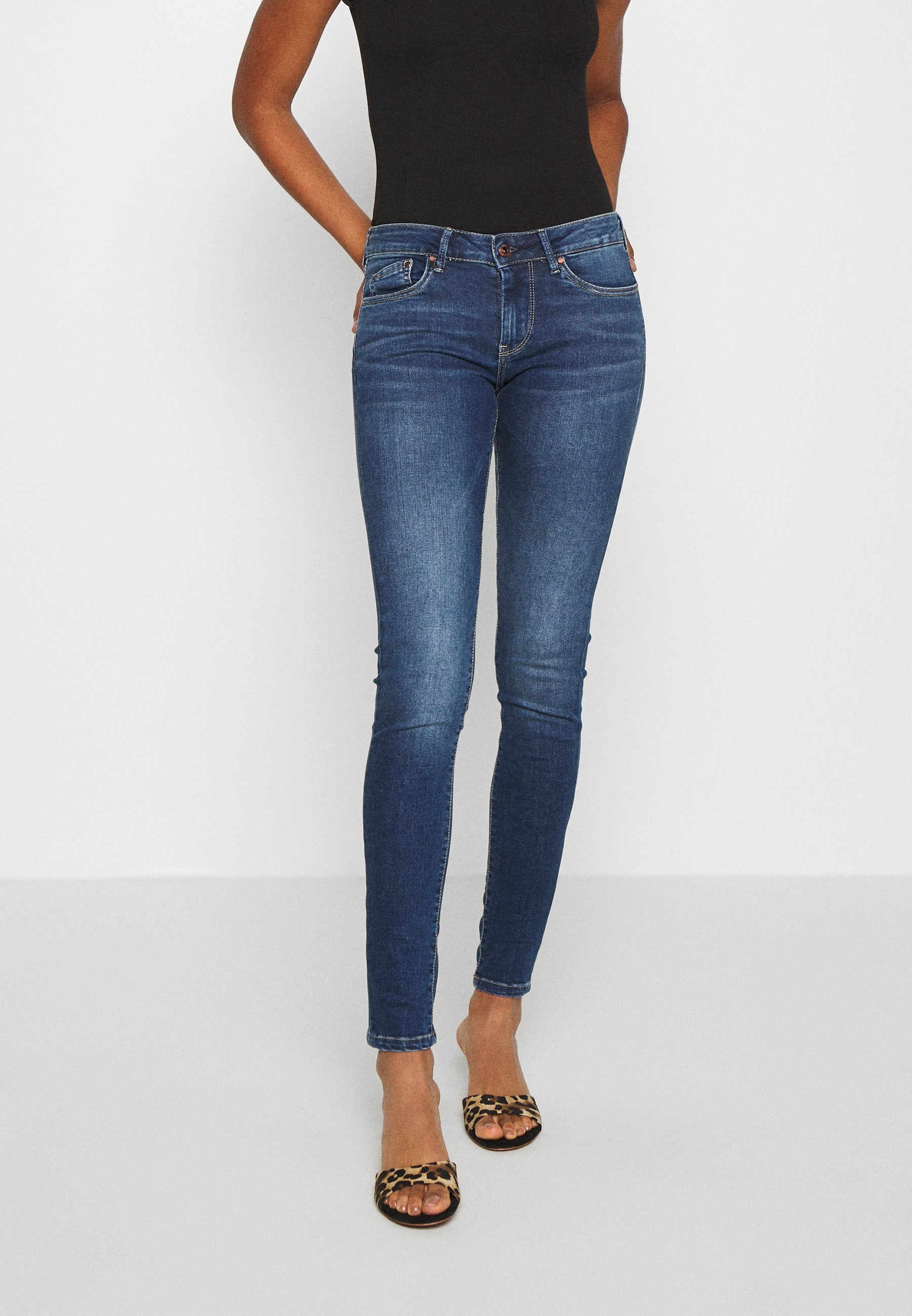 Damer PIXIE - Jeans Skinny Fit