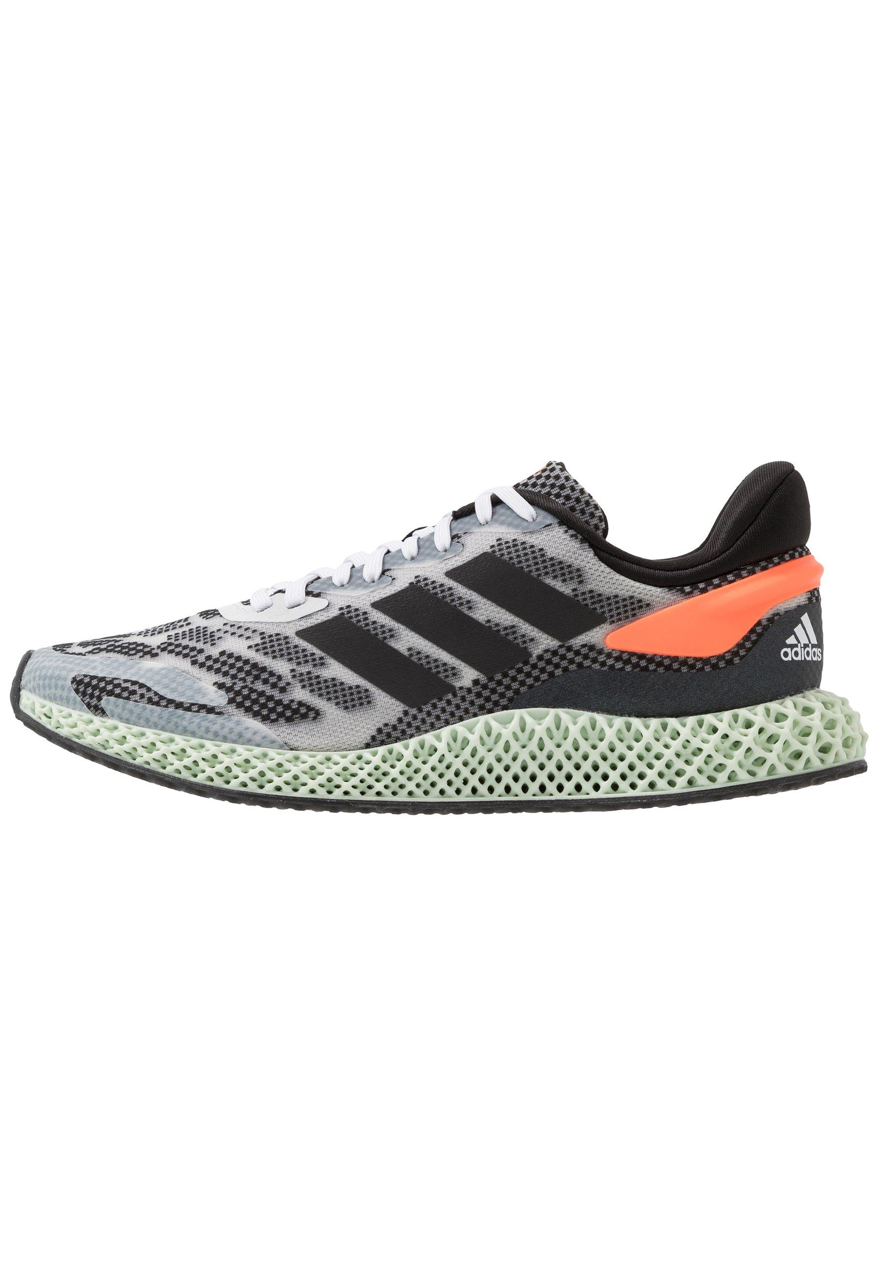 4D 1.0 Laufschuh Neutral footwear whitecore blacksignal coral