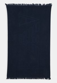 Emporio Armani - TOWEL - Bath towel - blu navy - 0