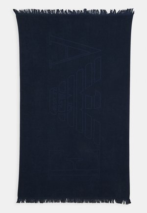 TOWEL - Bath towel - blu navy