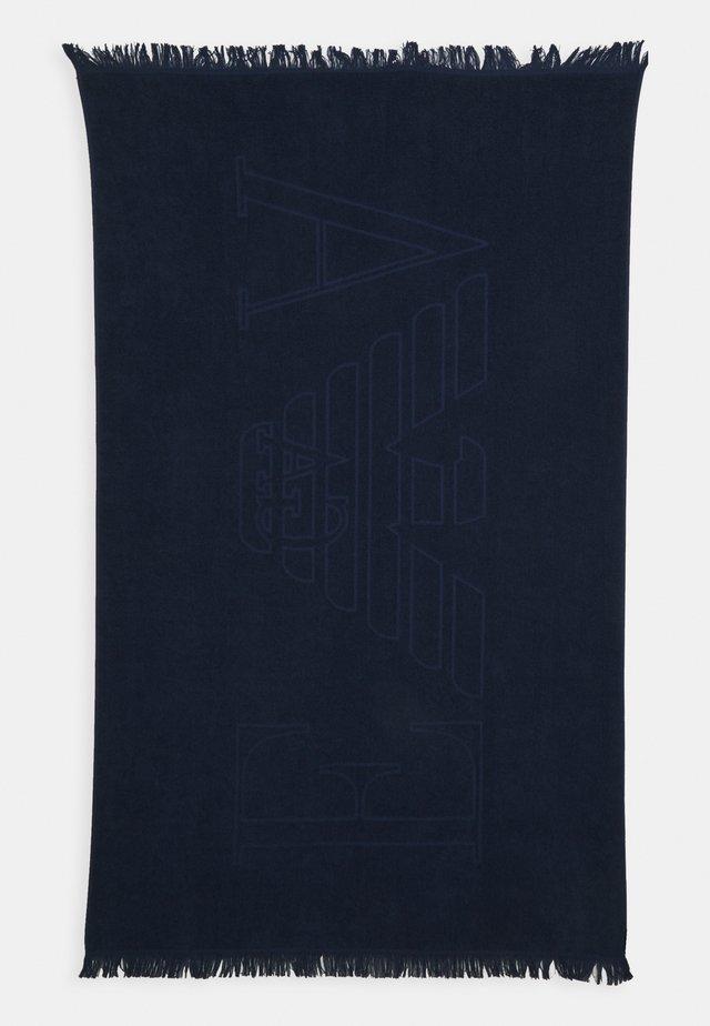 TOWEL - Telo da bagno - blu navy