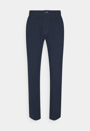 PANTS - Pantaloni - dress blues
