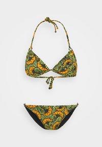 O'Neill - SET - Bikini - yellow/green - 0