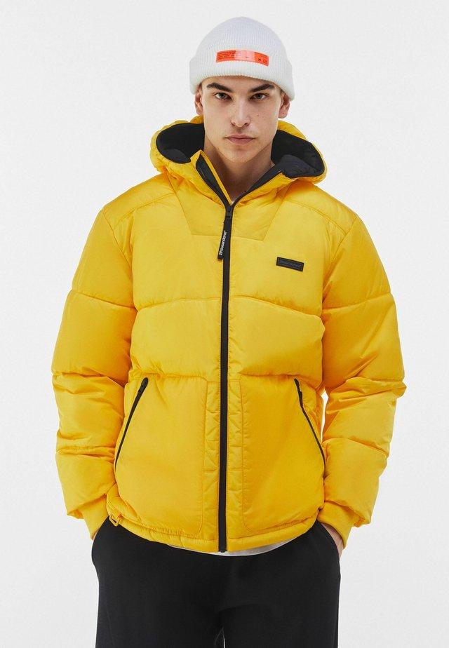 Veste d'hiver - yellow