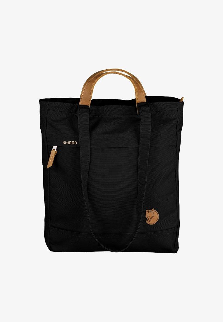 Fjällräven - Tote bag - black