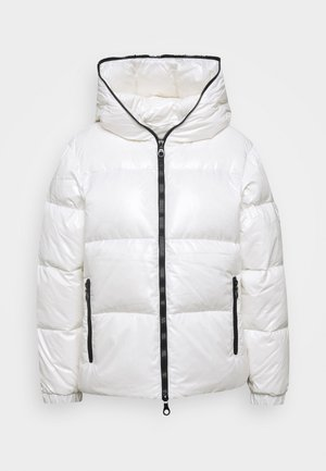 BELLATRIXTRE - Down jacket - bianco neve