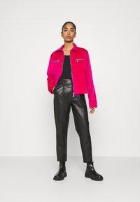 The Ragged Priest - TRICK JACKET - Summer jacket - pink - 1