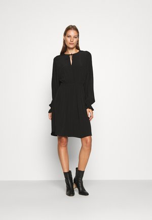 SLFRIYANKA VIENNA SHORT DRESS  - Day dress - black