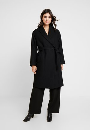 AISY - Płaszcz wełniany /Płaszcz klasyczny - noir