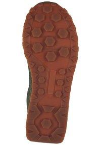 Sansibar Shoes - Sneakersy niskie - olivegrün - 4