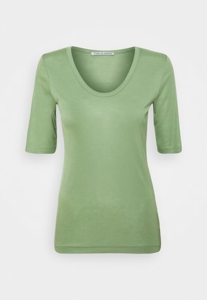 LERNA - Basic T-shirt - pale jade