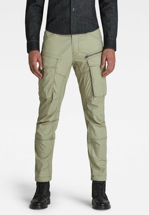 ROVIC ZIP 3D STRAIGHT TAPERED - Cargobyxor - grege green