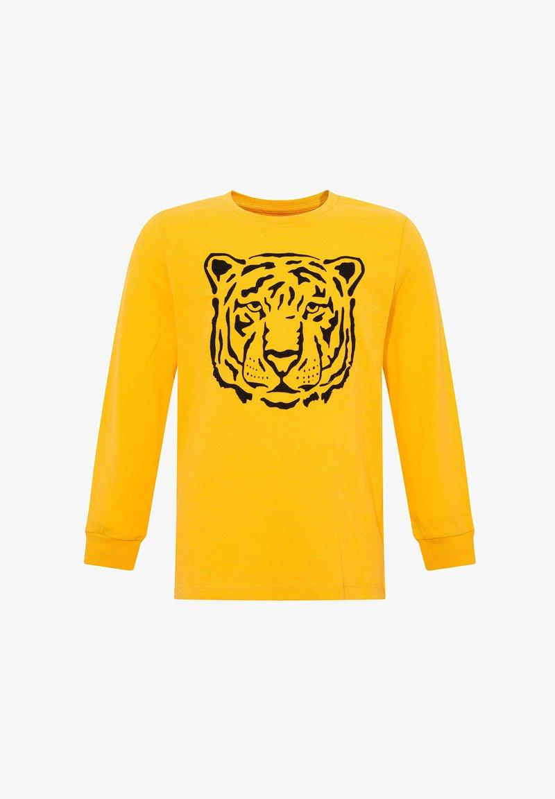 DeFacto - Sweater - yellow