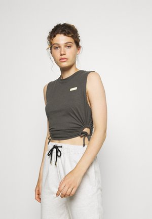 STABILITY TANK - Top - grey mid