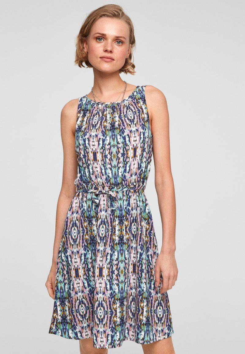QS by s.Oliver - Day dress - pink aop