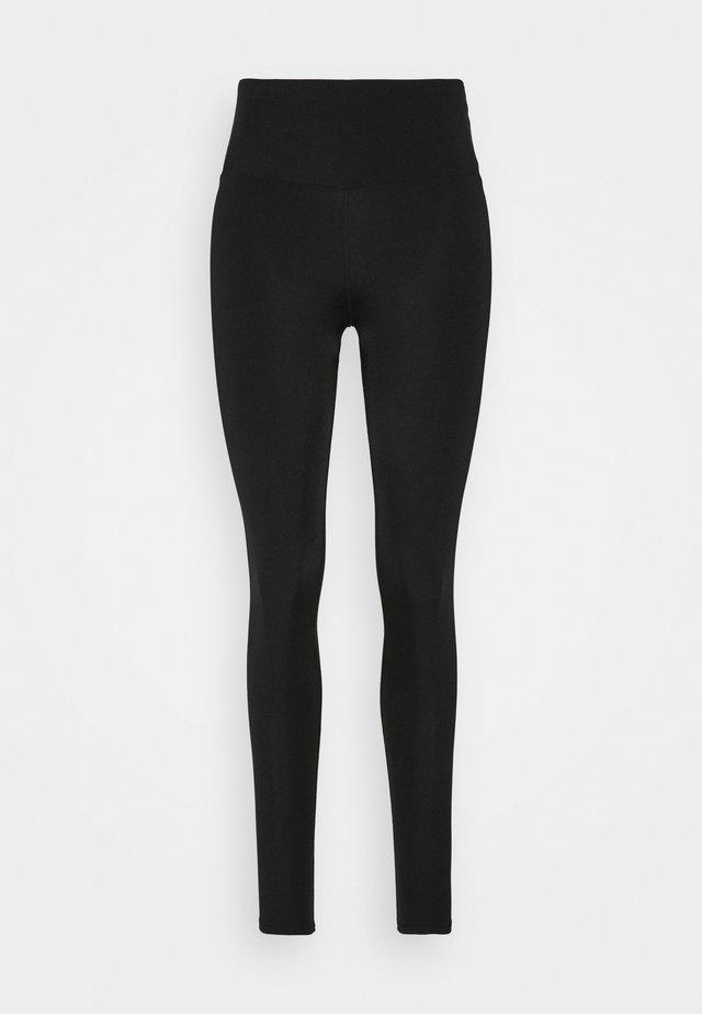 GLOSSY  - Legging - black