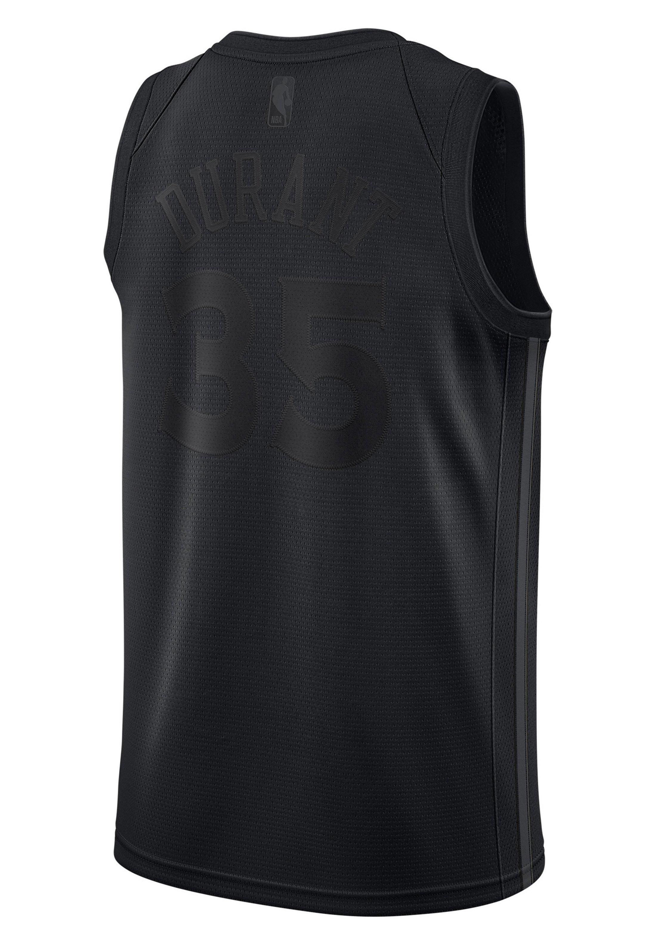 Nike Performance KEVIN DURANT  - T-shirt de sport - black