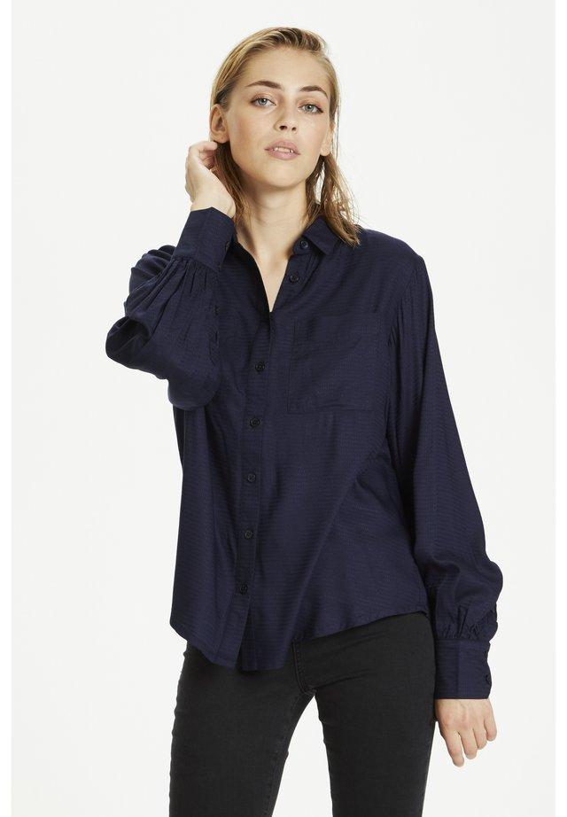DRAWKB - Skjortebluser - navy blazer