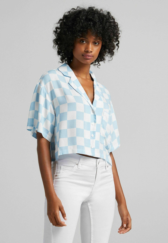 Donna MIT RACING-PRINT - Camicia