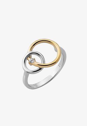 VERANIA - Anello - white/gold-coloured