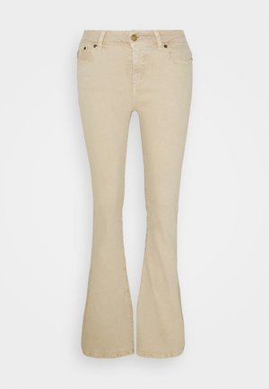RAVAL - Kalhoty - beige sand