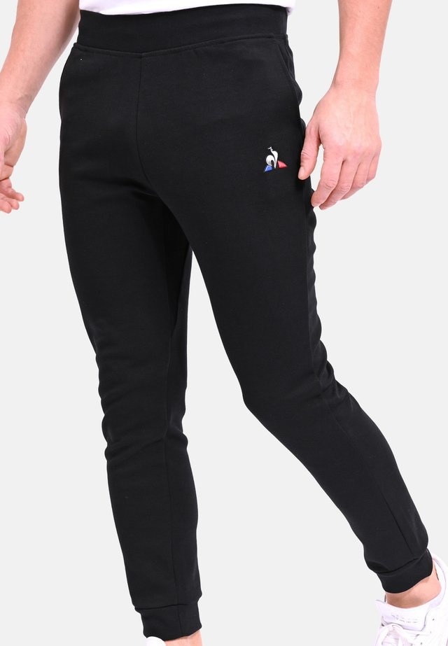 ESS REGULAR N2 - TRACKSUIT BOTTOMS - Pantalon de survêtement - black