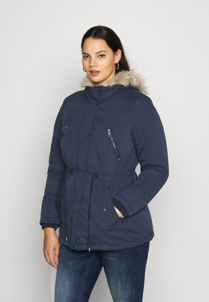 VMAGNESBEATE - Winter coat - navy blazer