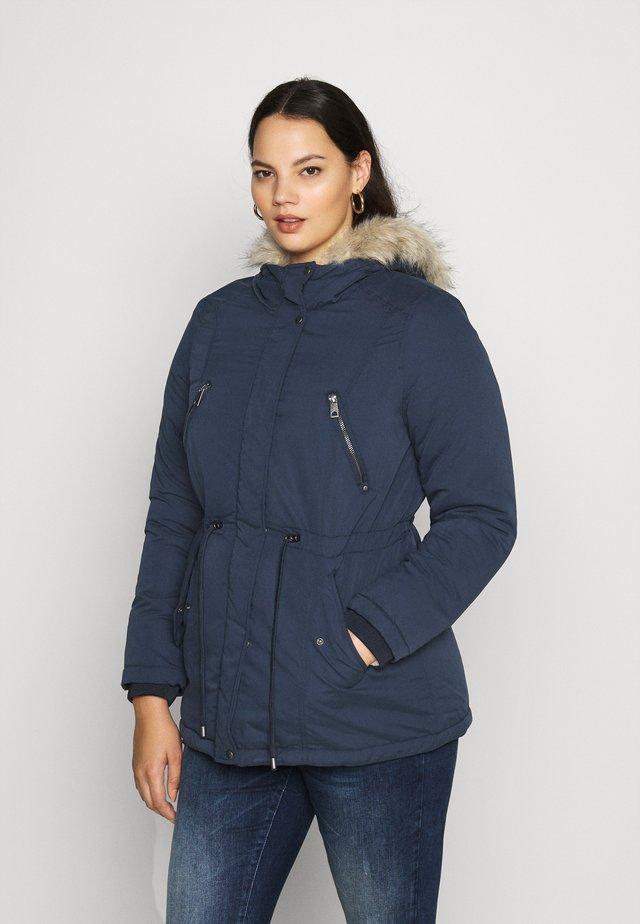 VMAGNESBEATE - Winterjas - navy blazer